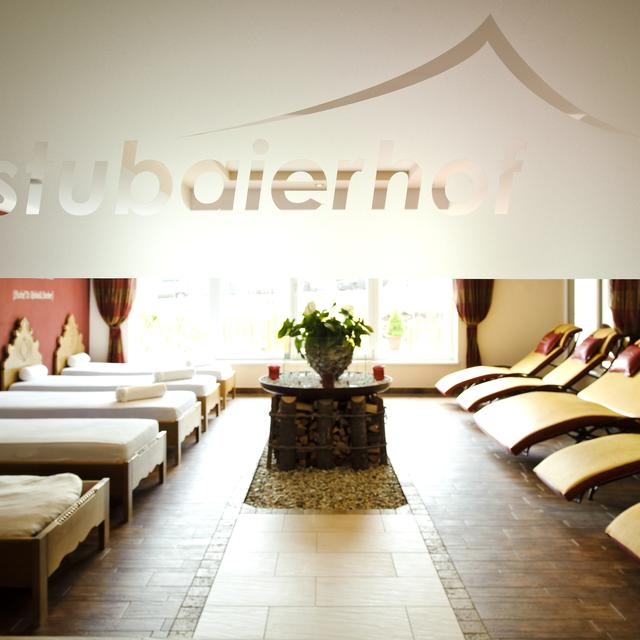 Hotel Neustift: Wellnessbereich