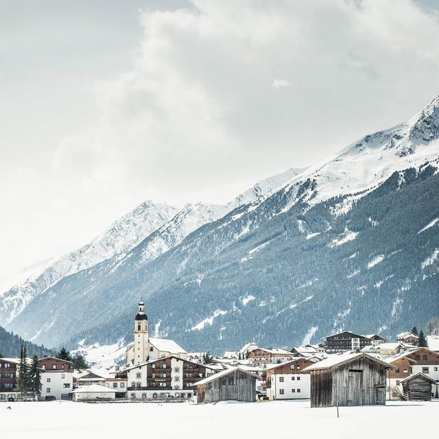neustift in winter