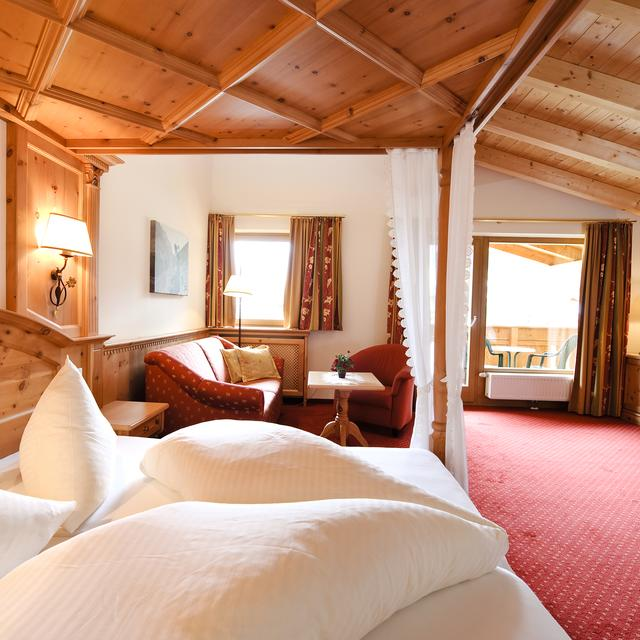 suite bergzauber accommodation neustift