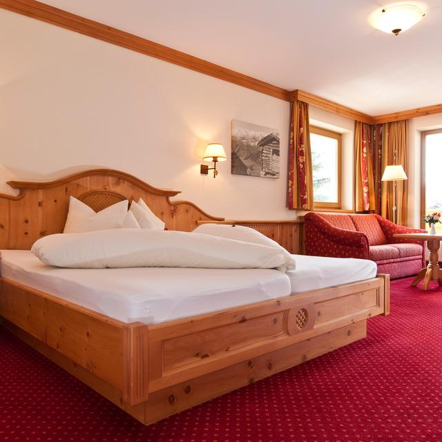junior suite hotel stubaierhof neustift