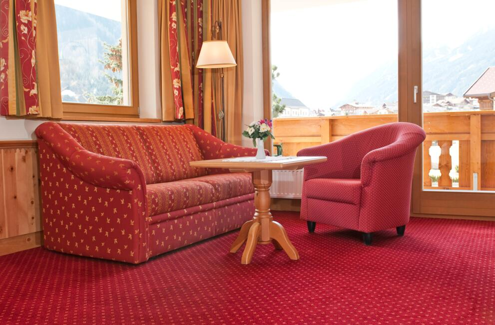 Hotel Stubaierhof: Juniorsuite