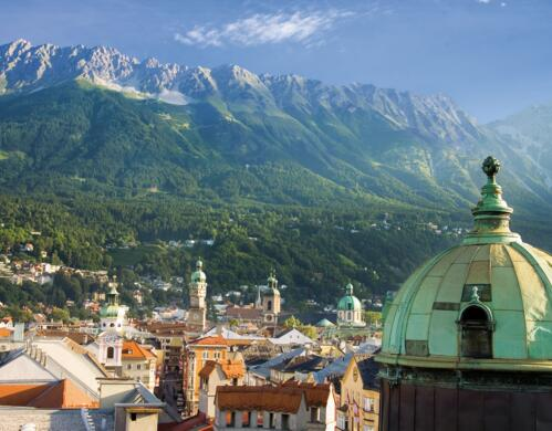 view of innsbruck | © Innsbruck Tourismus/Lackner/Zimmermann
