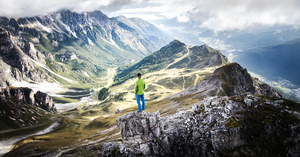 Klettersteig Ilmspitze : Klettern klettersteige im stubaital