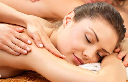 beauty treatment massage