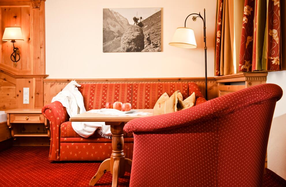 junior suite zirbe stubaierhof